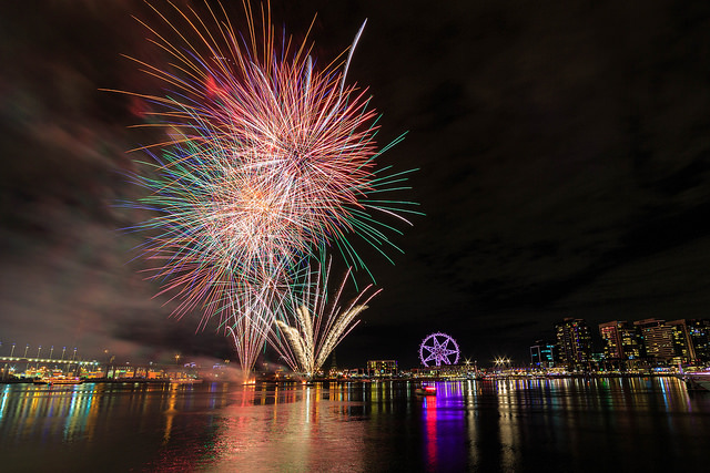 Happy New Year, photo: Flickr user Scott Cresswell, CC BY 2.0