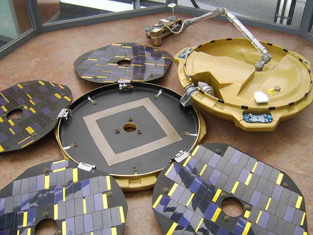 Beagle 2. Photo: Flickr user Gavin Stewart CC BY 2.0