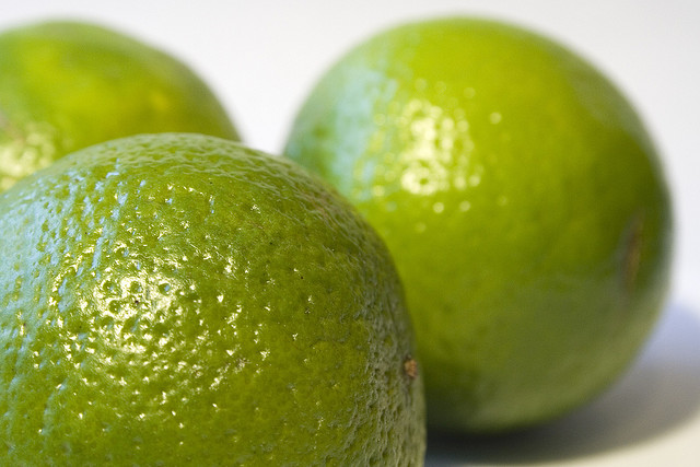 Ticks terrify me, so here's a picture of some completely unrelated limes. Photo: Flickr user Florian Maul, CC BY 2.0