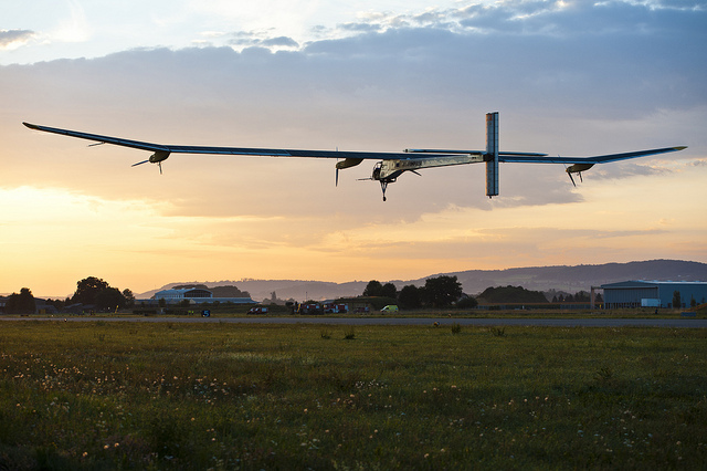 Photo: Solar Impulse, CC BY-NC-ND 2.0