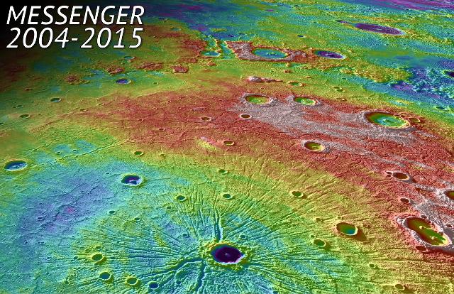 Well done, little probe. Photo: NASA/Johns Hopkins University Applied Physics Laboratory/Carnegie Institution of Washington/Goddard Space Flight Center