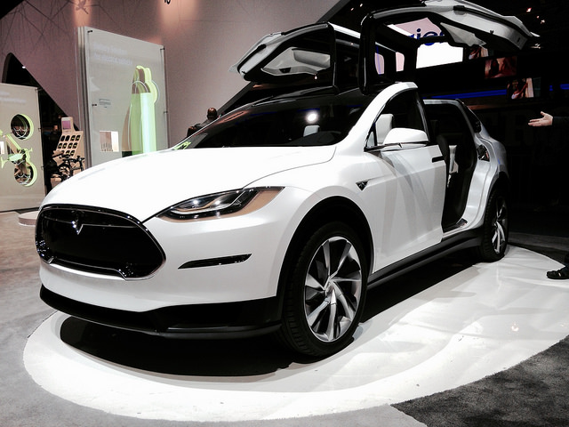 The new Model X; Photo: Flickr user Don McCullough, CC BY 2.0