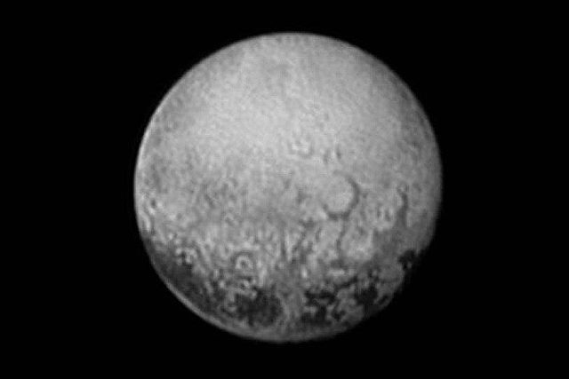 This is Pluto; Photo: NASA/JHUAPL/SWRI