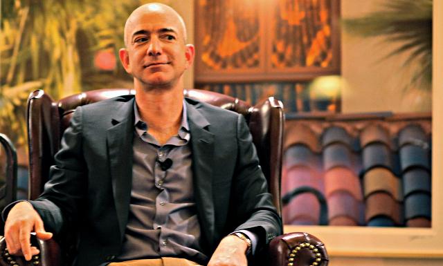 Jeff Bezos; Photo: Steve Jurvetson, CC BY 2.0