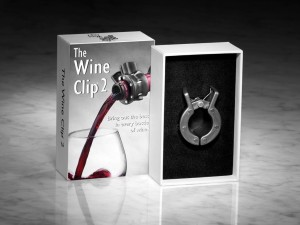 "No magnets don't do that | Photo: The Wine Clip ""2"""