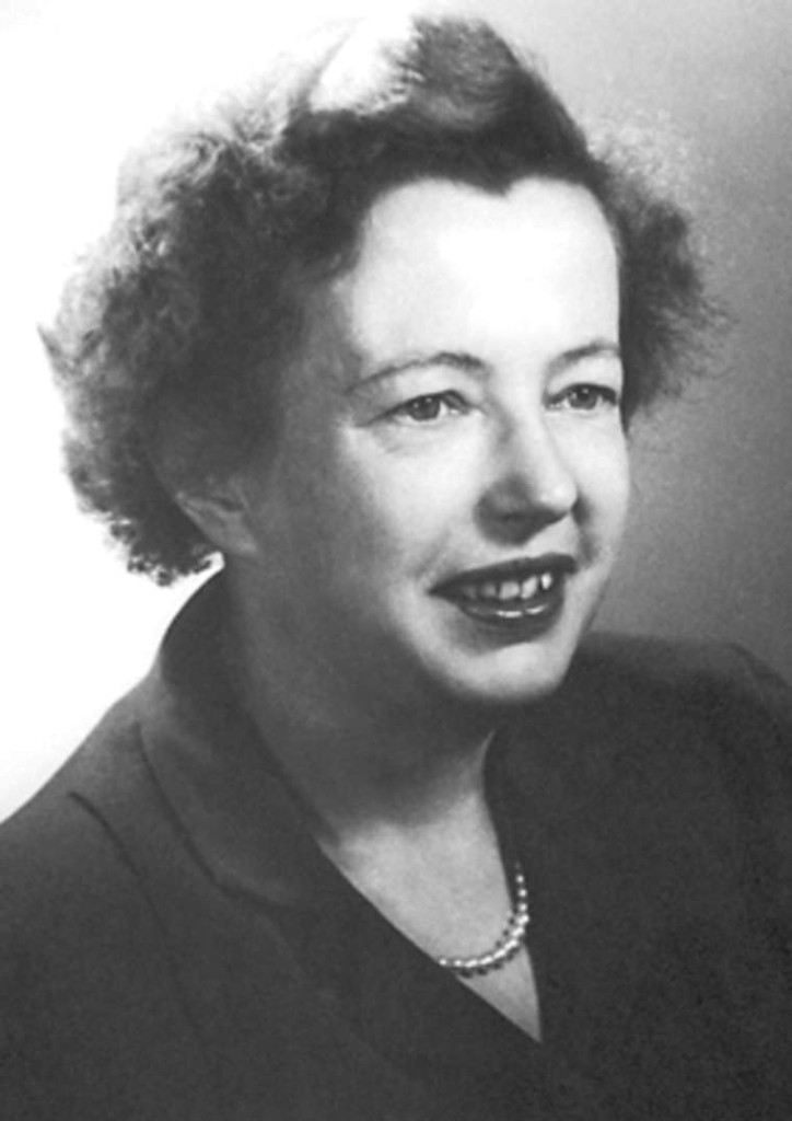 Maria Goeppert-Mayer | Photo: Wikimedia Commons, public domain