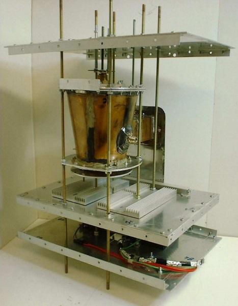 Shawyer's EMDrive prototype | Photo: Mario Solera, CC BY 2.0