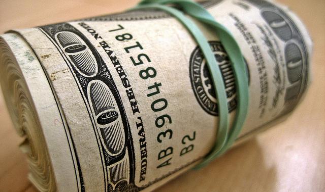 Cash | Photo: 401(K) 2012, CC BY 2.0
