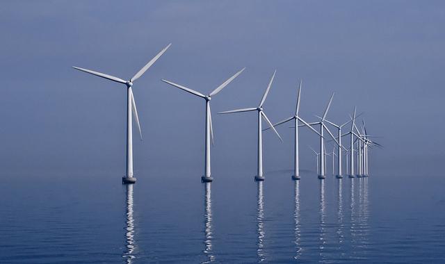 Offshore wind | Photo: Kim Hansen, CC BY 2.0