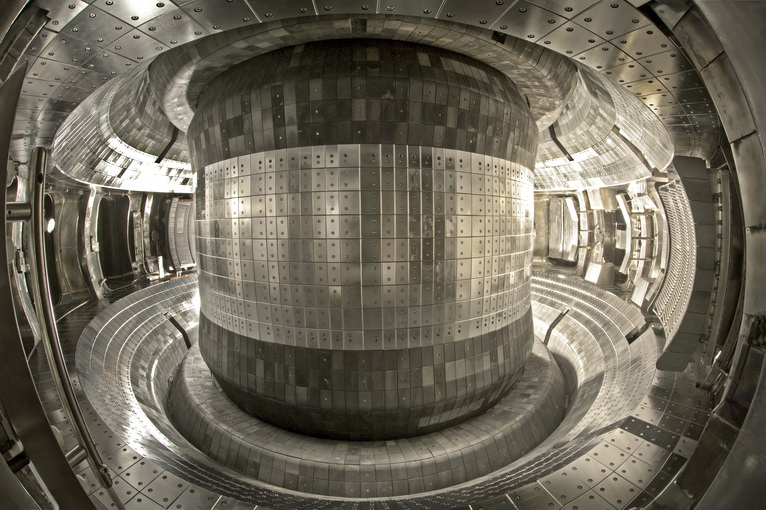 EAST | Photo: Institute of Plasma Physics, Chinese Academy of Sciences