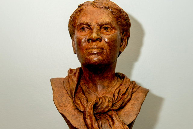 Harriet Tubman bust | Photo: Maryland GovPics, CC BY 2.0