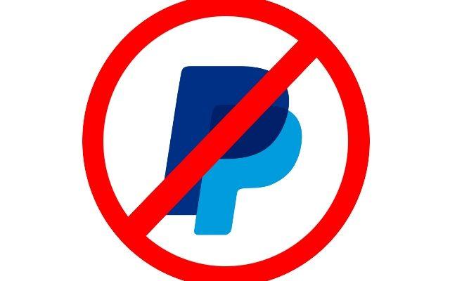Paypal-no