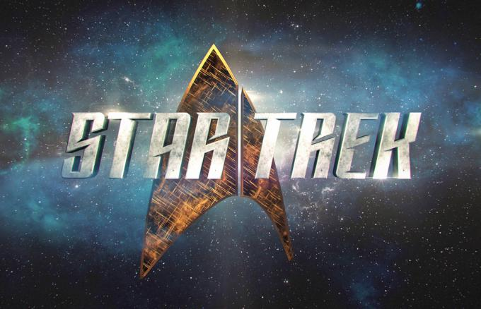 Logo for Star Trek: Discovery | CBS