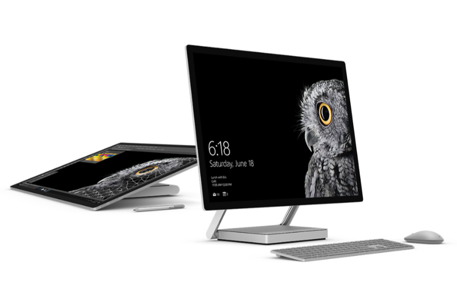 Microsoft's Surface Studio | Photo: Microsoft