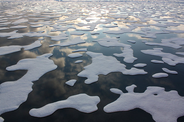 Sea ice | Photo: NASA Goddard Space Flight Center, CC BY 2.0